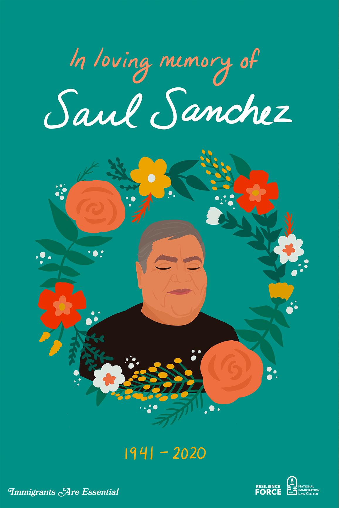 """""""Saul Sanchez"""""""