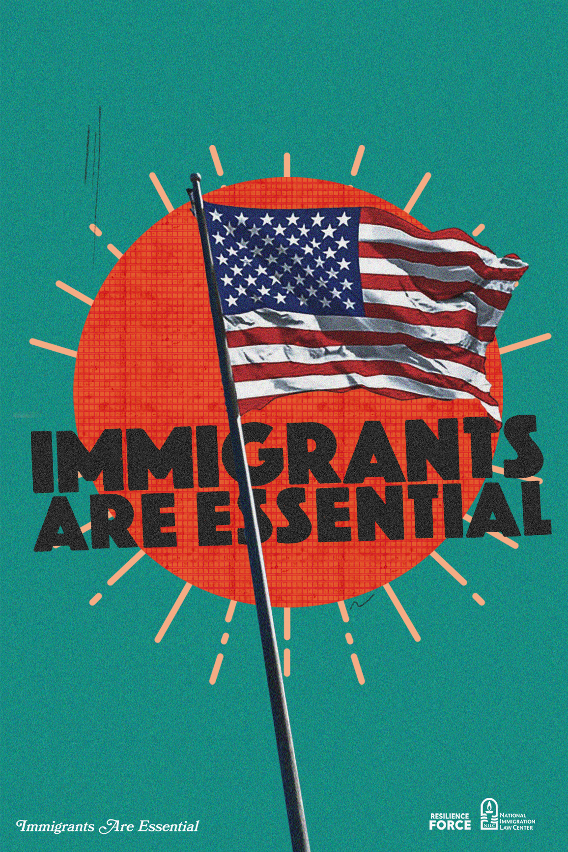 Immigrants Are Essential