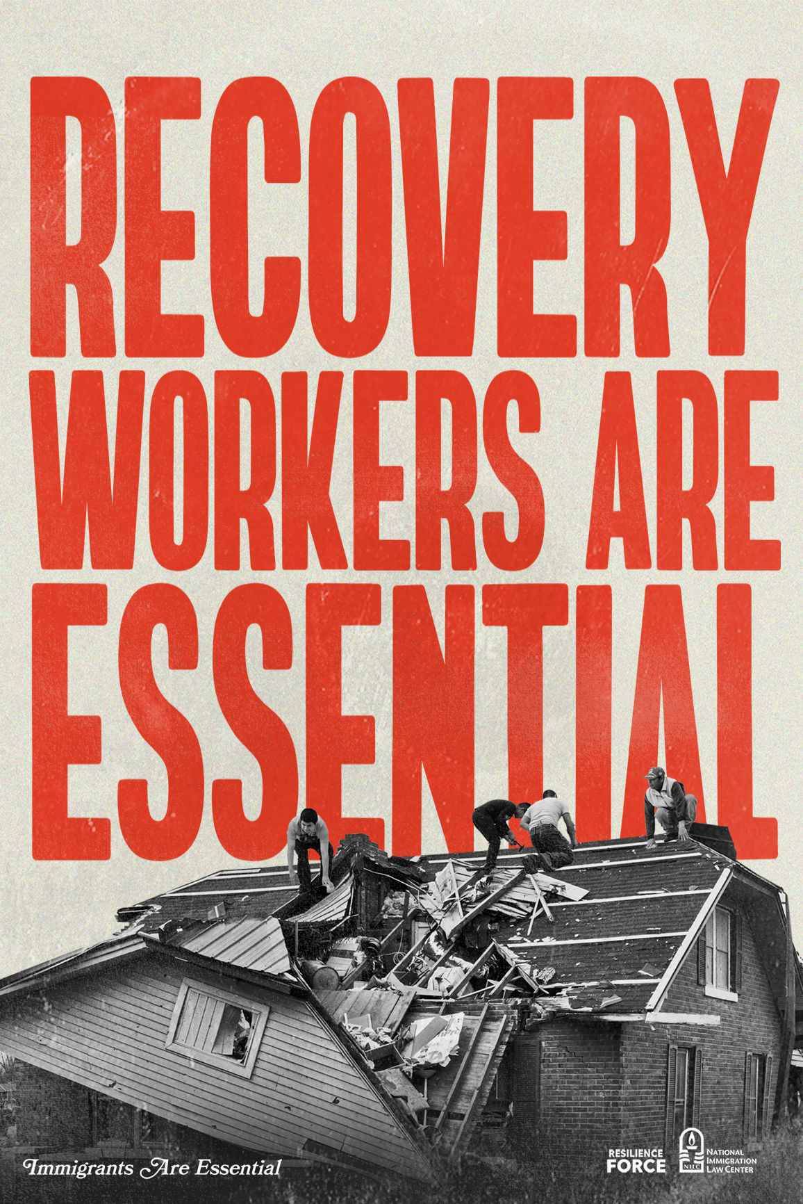 Recovery Workers Are Essential