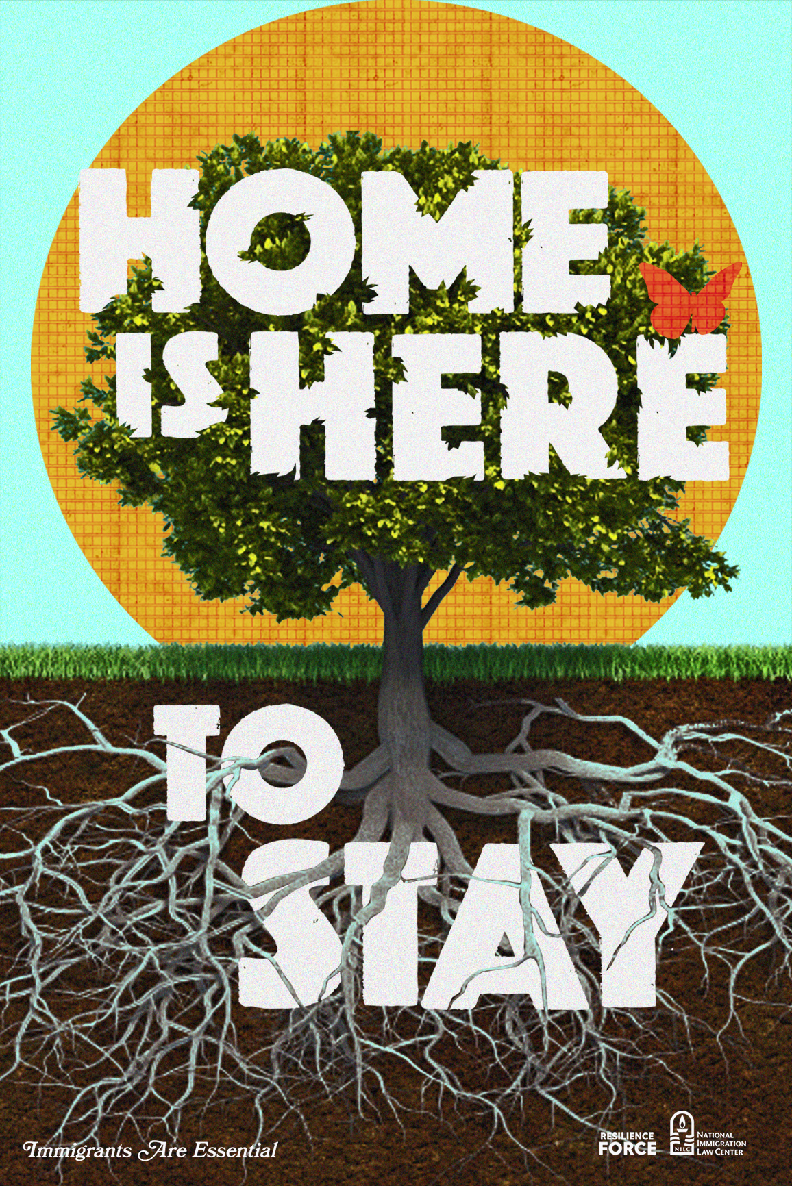 Home is Here to Stay